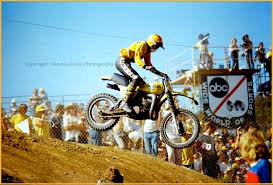 1975 carlsbad calif gerrit wolsink getting the front wheel