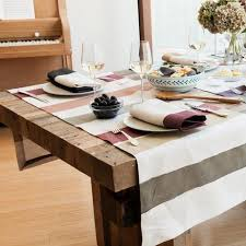 Coffee Table Runners Accent Your Table With A Stylish Table Runner From Burke Décor