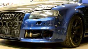 audi a4 b8 grill upgrade tom s garage audi a4 rs4 widebody conversion dazzle car