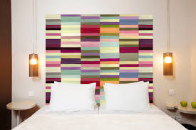 diy fabric headboard ideashome decor ideas for fabric headboard