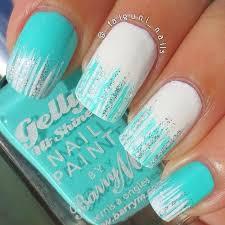best 25 aqua nails ideas on pinterest teal acrylic nails mint