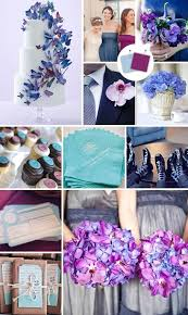 purple and blue wedding 20 color combos that actually work by theknot