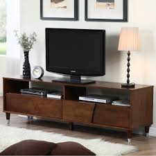 70 inch console table venus 70 inch autumn oak entertainment center overstock shopping