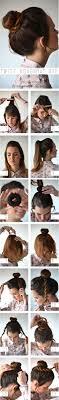 howtododoughnut plait in hair the best 25 useful hair tutorials ever twist doughnut bun for