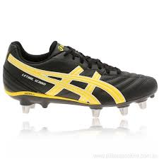 buy rugby boots nz an affordable black asics lethal scrum rugby boots mens rugby