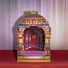 Home Temple Decoration by Simple Decoration Ideas For Ganesh Chaturthi 13 Best Ganpati