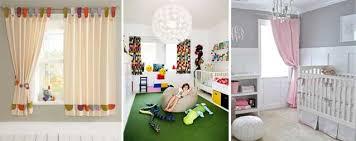 rideau chambre garcon choisissez vos rideaux chambre bébé en fonction de votre habitat