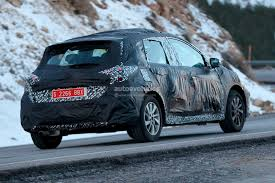nissan almera 2009 spyshots future nissan european hatchback spotted with less camo