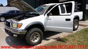parting out 2002 toyota tacoma stock 3051or tls auto recycling