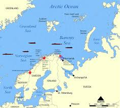 Cold War Germany Map Less Than A Year After First Us Base In Norway A Second One In The
