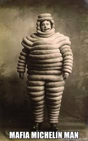 Michelin Man Meme - mafia michelin man mafia michelin man meme generator