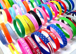 rubber bracelet made images Customized silicone wristbands custom made purple rubber bracelet jpg