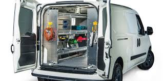 dodge work van expertec commercial van equipment and shelving packages