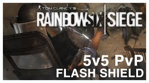 siege auto class rainbow six siege 5v5 pvp offense blitz class flash shield