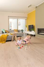 Quick Step White Oak Laminate Flooring Quick Step Livyn Flooring Essential Click V4 U0027classic Oak Light