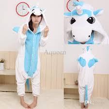 Size Animal Halloween Costumes Unicorn Onesie Anime Cosplay Unicorn Costume Animal