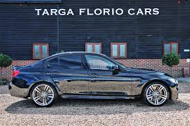 Bmw M3 Black - bmw m3 saloon 3 0 turbo straight 6 7 speed dct automatic in