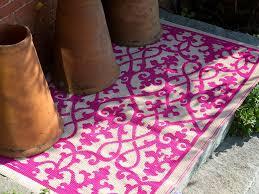 Pink Indoor Outdoor Rug 135 Best Recycled Plastic Indoor Outdoor Rugs Images On