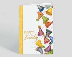 employee birthday cards the gallery collection