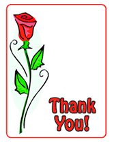 printable greeting cards thank you free printable greeting cards template