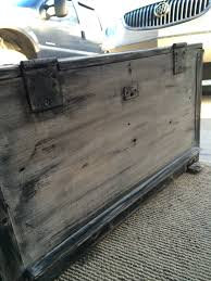 before u0026 after old parts box turned rich u0026 rustic the curators