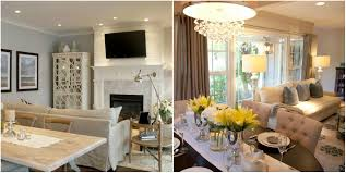livingroom diningroom combo living room and dining room combo decorating ideas photo of well