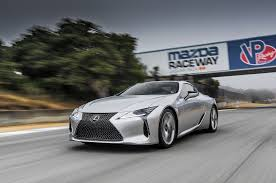lexus performance tour experience lexus lc 500 8th place 2017 motor trend u0027s best driver u0027s car