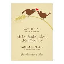 online save the dates bird rustic wedding save the dates personalize online