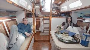 Small Boat Interior Design Ideas Why Pay A Fortune For A New York Apartment When You Can Be On A