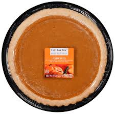 the bakery at walmart pumpkin pie 24 oz walmart com
