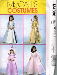 Fairy Princess Halloween Costume 49 Mccall U0027s Patterns Images Costume Patterns