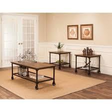 Sofa Table With Stools Livingroom Living Room Table Sets Sofa Set Black Pc