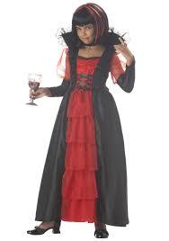 Girls Vampire Costume Halloween Vampire Costumes Kids Halloweencostumes