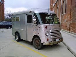 chevy motorhome cc outtake vintage chevy step van