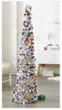 tinsel tree tinsel hight 4 6ft artificial christmas trees ebay