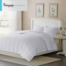 Hotel Down Alternative Comforter Amazon Com Sleep Philosophy Level 2 Warmer 3m Thinsulate Down