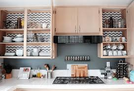 designing your kitchen cabinet liner ideas