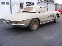 1986 corvette for sale by owner barn fresh and restoration ready 1962 corvette roadster