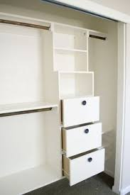 hometalk how to build bedroom storage towers kids room closet organization shelving and cube