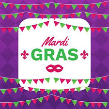 mardi gras frame mardi gras frame template with space for text free vector