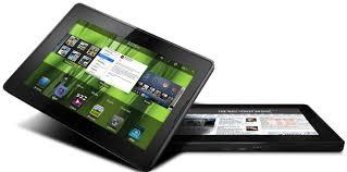 RIM's New BlackBerry Tablet