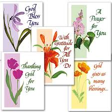religious thank you cards thank you greeting cards buy christian thank you card assortment