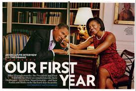 our first year the obama u0027s interview with people magazine 44 d