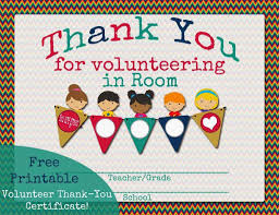 free printable thank you certificates template update234 com