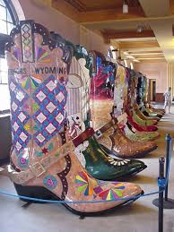 buy boots botanics canada the 8 ft big boots of cheyenne wyoming been installed