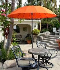7 Patio Umbrella Homeprotek Patio Umbrella Orange 7 Parasolquality Patio