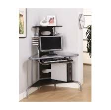 Small Black Corner Desk Small Computer Table Corner Desk Tower Castero Golfocd