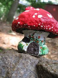 148 best mushrooms images on mushrooms fairies garden