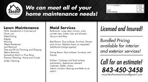 ardent home solutions eddm on behance
