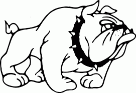 english bulldog coloring pages printable free printable bulldog